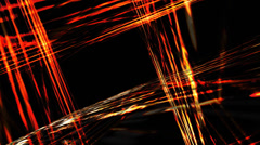 Loop able File. Abstract driving motion. Stock Footage