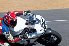 Stock Photo of adrian gandara pilot of stock extreme of the cev