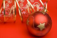 Decoración navideña - christmas decoration Stock Photos