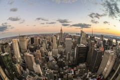 New York City in 5K Stock Footage