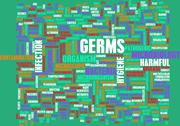 Stock Illustration of germs