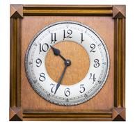 Old wall clock Stock Photos