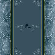 Vintage background for invitation or greeting card, menu, cover Stock Illustration