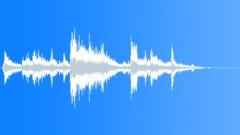 Small complex metal crash Sound Effect