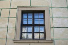 Window from Kőszeg, Hungary - stock photo