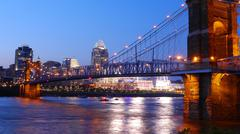 Stock Photo of Cincinnati Ohio