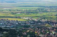 Stock Photo of brasov suburbs, romania