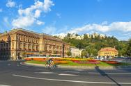 Stock Photo of brasov city, romania