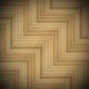 pattern of laminated floor parquet - stock photo