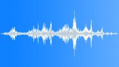 Worm transform - sound effect