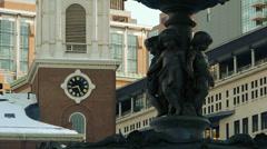Boston Common Stock Footage