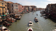 Stock Video Footage of Grand Canal