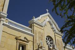 Riohacha Cathedral Stock Photos