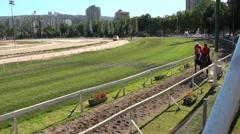 1058 Horse Racing Arkistovideo