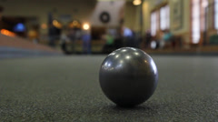 Bocce Ball Stock Footage