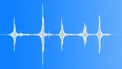 Combat fast swooshing movement - sound effect