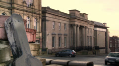 Liverpool Institute 2 Stock Footage