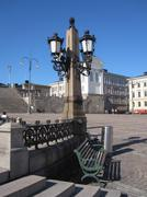 Senate square, helsinki, finland Stock Photos