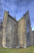 Grace Anglican Church, Brantford, Ontario Stock Photos