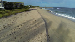 Florida Beach Stock Footage