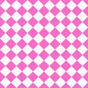 Stock Illustration of pink and white diagonal checkers on textured fabric background