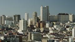 USA, California, San Francisco, Cityscape Stock Footage
