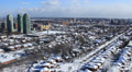 Winter South Mississauga Time Lapse Footage