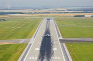 Stock Photo of Runway