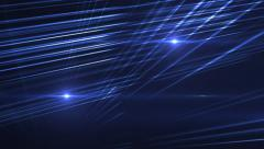 Laser grid. Technology background Stock Footage