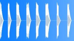 8bit aggresive laser bleep - sound collection Sound Effect