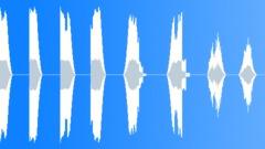 retro random bleep accent - sound collection - sound effect