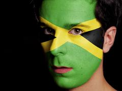 Jamaikan lippu Kuvituskuvat