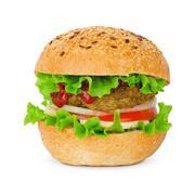 Cheeseburger Stock Photos