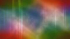 Soft textured multicolor loop  Stock Footage