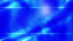 Textured Blue Abstraction loop  Stock Footage