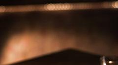 Colorful plate of Okonomiaki. Close up shot. Stock Footage