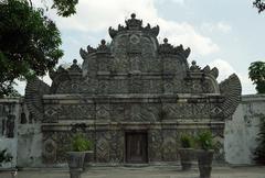 Indonesia Sultanate Stock Photos