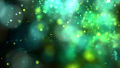 Multi Colored Light Burst 2 Stock Footage