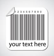 Stock Illustration of bar code
