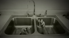 Plumbing Nightmare Stock Footage