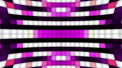 Abstract Transition Squares Loop V3 - stock footage