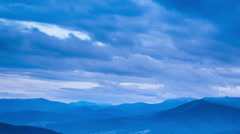 Clouds time lapse, HD - stock footage