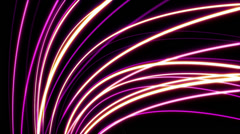 Abstract Fashion Curve Loop V6 Stock Footage