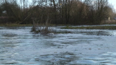 River Kennet 02 Stock Footage