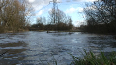 River Kennet 03 Stock Footage