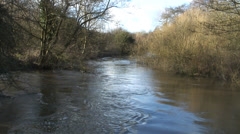 River Kennet 01 Stock Footage
