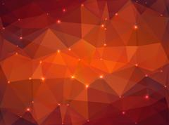 Abstract Geometric Background. Stock Illustration