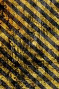 Stock Illustration of grunge yellow stripes