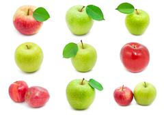 Apples Stock Illustration