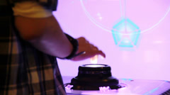 Arcade, Video Games 02 - stock footage